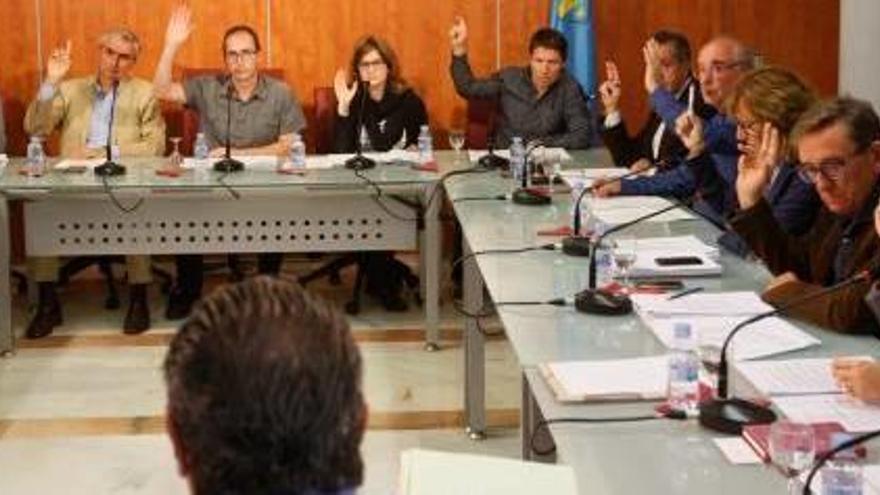 L'equip de govern de Palamós no pot  aprovar el conveni amb Vall-llobrega