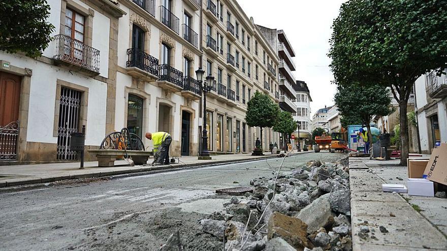 El contrato del agua de Lalín se dispara a 32,6 millones