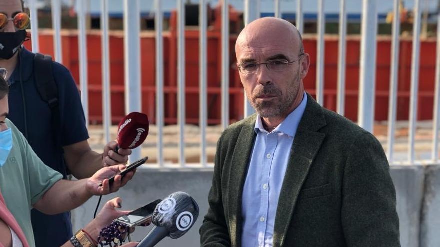 """Vox pide al Gobierno un """"bloqueo naval"""" de Canarias para impedir la """"invasión"""" de inmigrantes"""