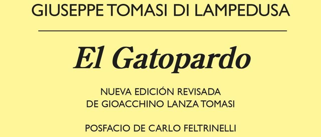 Lampedusa y la gran novela