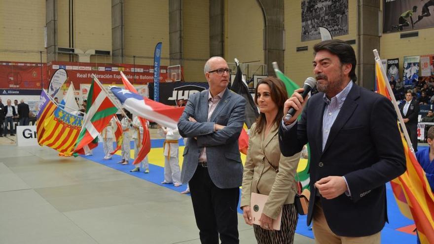 El futuro del judo español se cita en Alicante