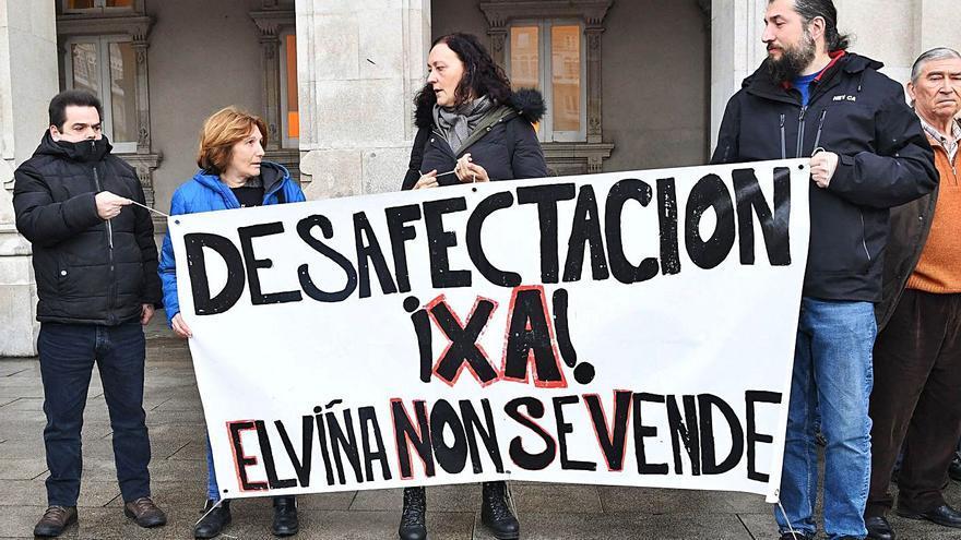La solución para los afectados por Xuxán se atasca al rechazar los vecinos la reversión de parcelas