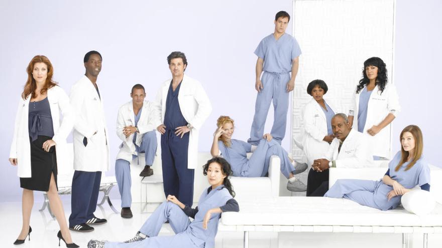 'Anatomía de Grey' y 'Estación 19' regresan a Fox Life