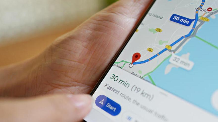 La veu en espanyol de Google Maps es renova