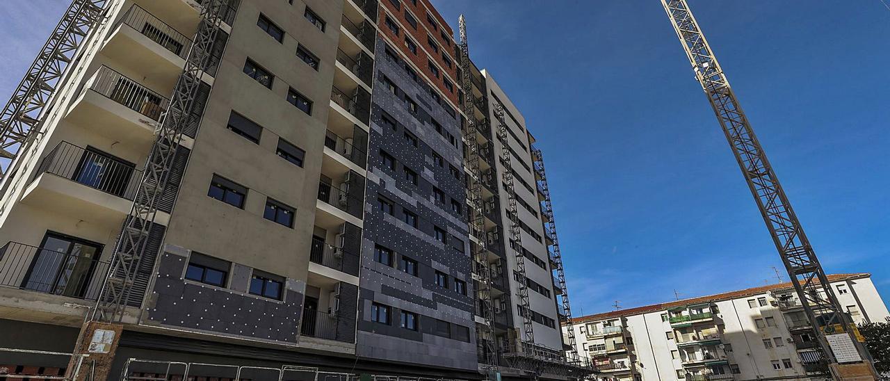 La renovación del barrio de San Antón es uno de los proyectos principales que acapara la inversión de Pimesa este año.