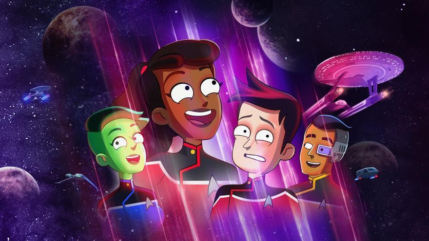 Lower Decks: Star Trek se anima