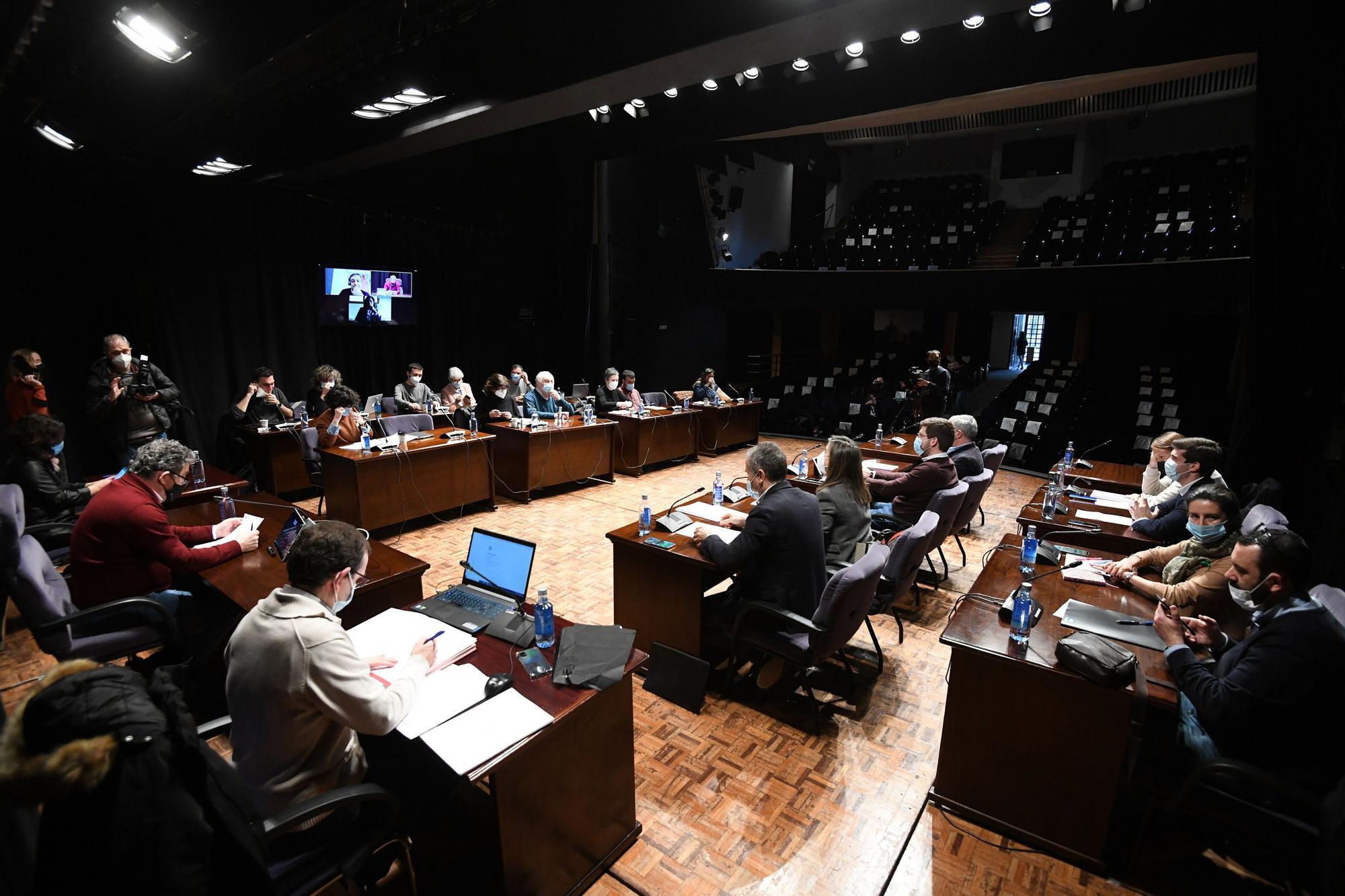 Pontevedra destierra a Juan Carlos I del callejero con bronca