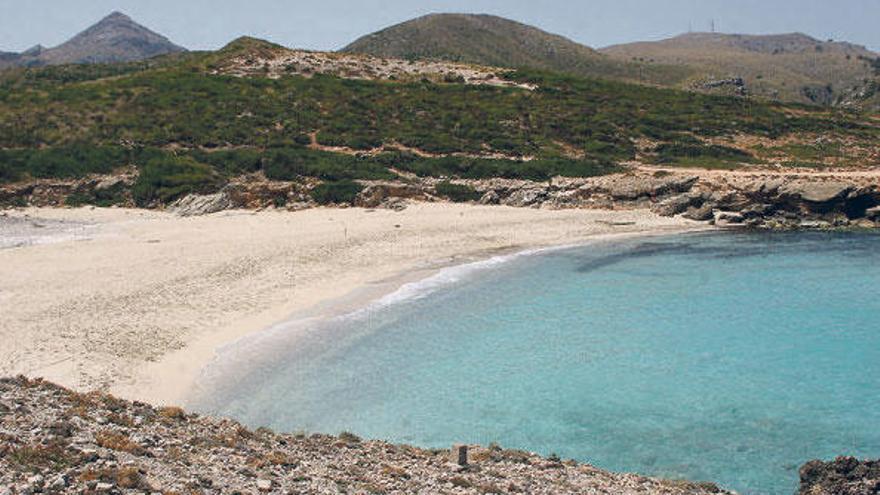 Dónde acampar en Mallorca cerca del mar
