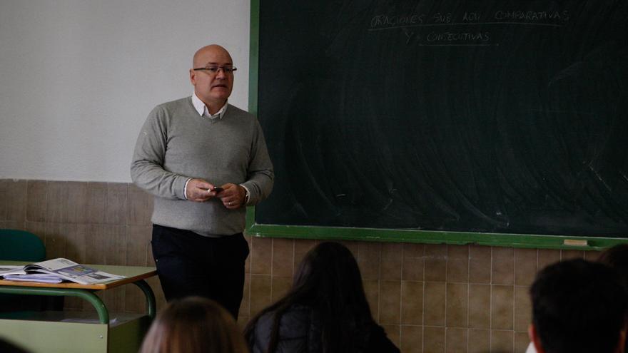 Profesores del María de Molina, premiados por la didáctica de la obra de Delibes