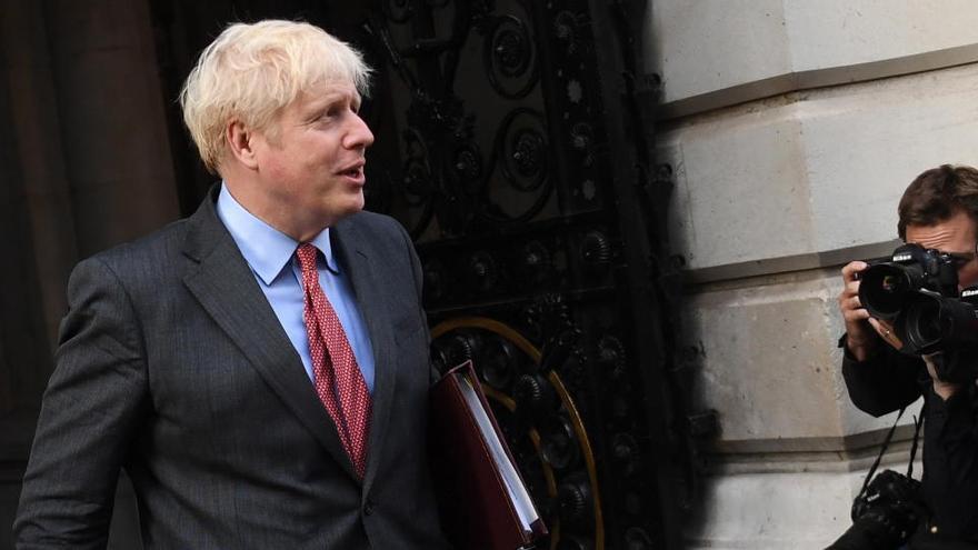 El Gobierno británico recomienda teletrabajar ante la nueva ola del coronavirus
