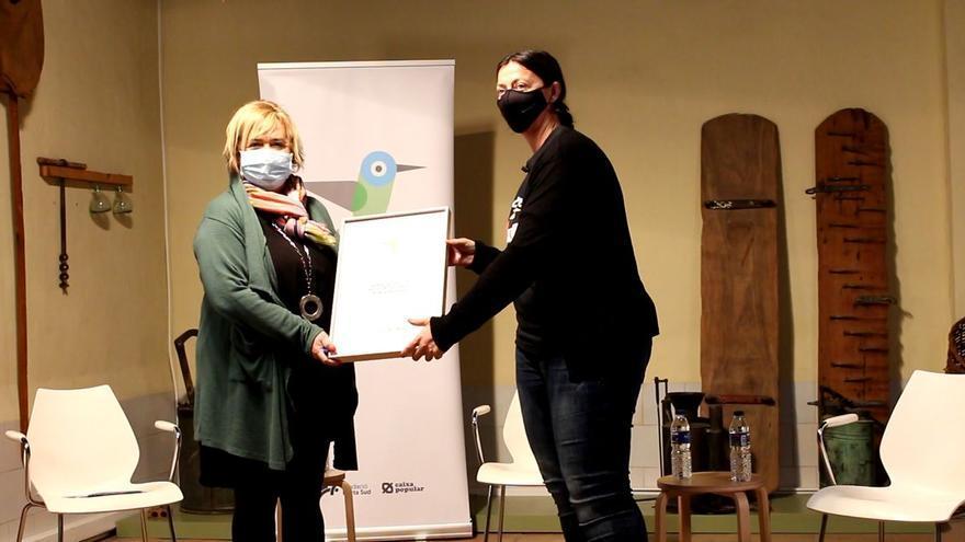 Fundació Horta Sud premia con el Colibrí la solidaridad con el pueblo saharaui