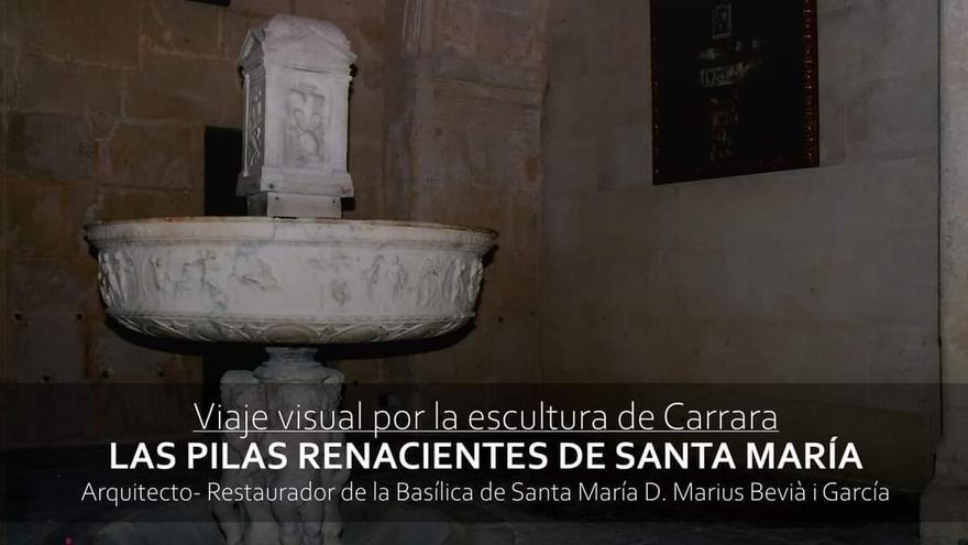 Conferencia de Semana Santa para arrancar el curso de actividades en Alicante