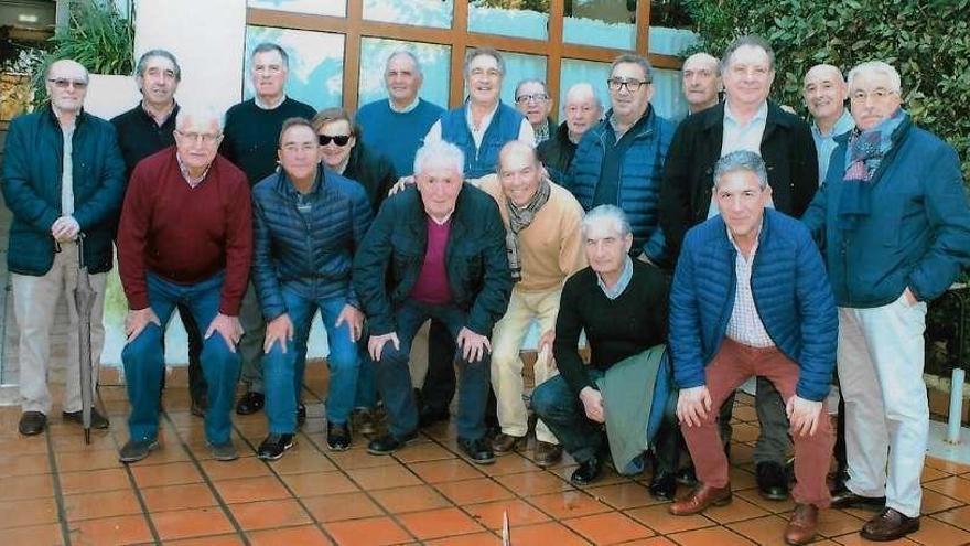 Encuentro de exjugadores del Camocha Sociedad Deportiva