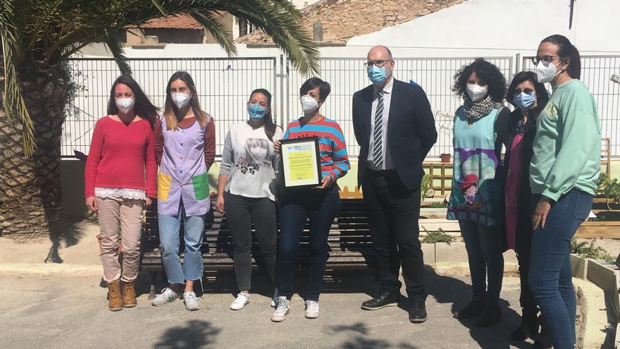 Diplomas para el alumnado de Alicante que cuida del medio ambiente