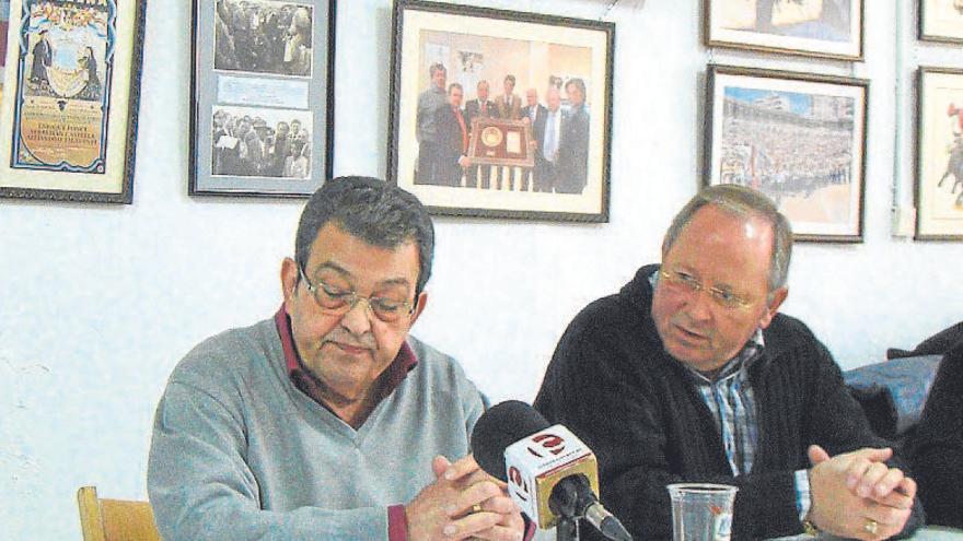 La Peña Taurina de Villena mostrará  las piezas de su museo por su 25 aniversario