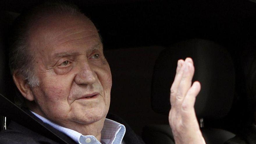 """Podemos augura """"nuevos escándalos"""" de Juan Carlos I y defiende investigarle por sus """"negocios turbios"""""""