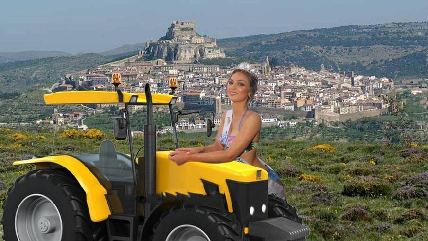 Silencio, se rueda 'El tractor amarillo' en Morella y Sagunt