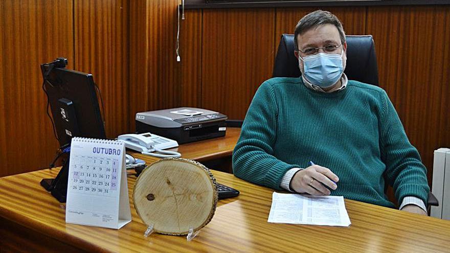 Juan Picos encabeza la única candidatura para dirigir la Escuela de Ingeniería Forestal