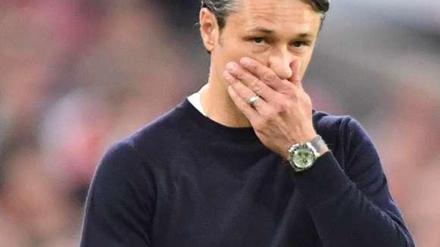 El Bayern liquida a Kovac