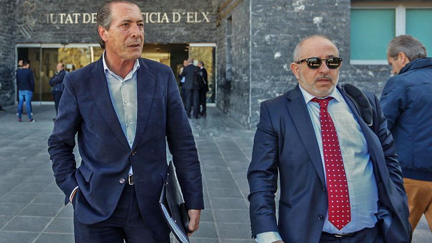 El fiscal pide 8 años de cárcel para el exalcalde de Santa Pola por el caso de la clínica de Gran Alacant