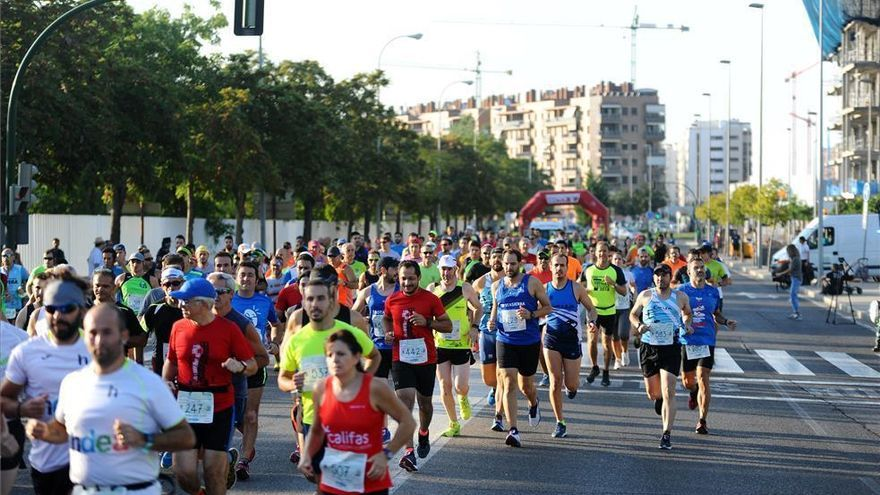 La media Córdoba-Almodóvar reúne a 650 corredores