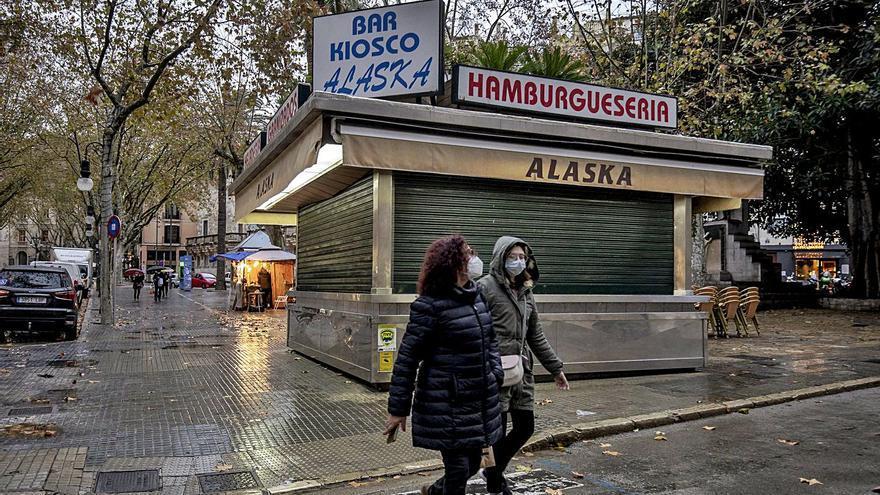 Cort mantiene el Bar Alaska pese a que acabó su concesión hace trece años