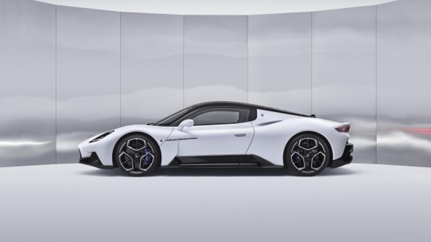 Maserati MC20: el nuevo superdeportivo de la marca