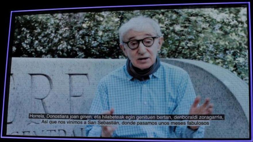 Woody Allen: «Deseo que la vida vuelva a ser lo que era, y que me pille vivo»