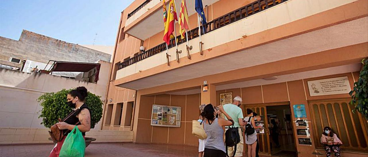 Ayuntamiento de El Campello. | JOSE NAVARRO