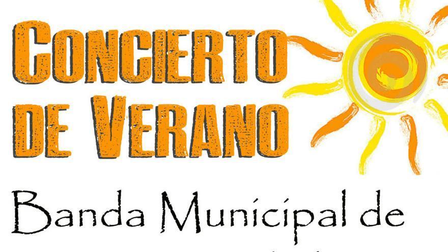 Concierto de Verano de la Banda Municipal de Música