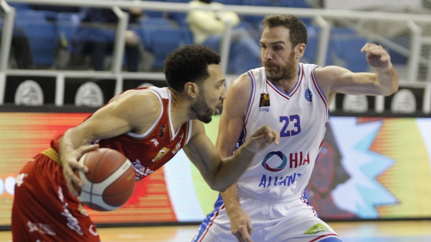 El Real Murcia Basket sorprende al HLA Alicante