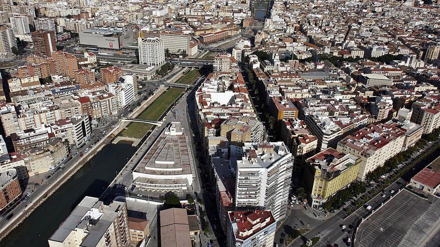 La integración urbana del río Guadalmedina tendrá que esperar