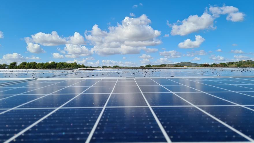 Sa Coma lidera un parque fotovoltaico pionero en el sector hotelero