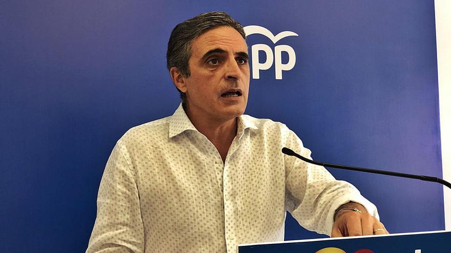 """El presidente del PP de Ibiza interpelará al Gobierno sobre el """"incumplimiento"""" del REB"""