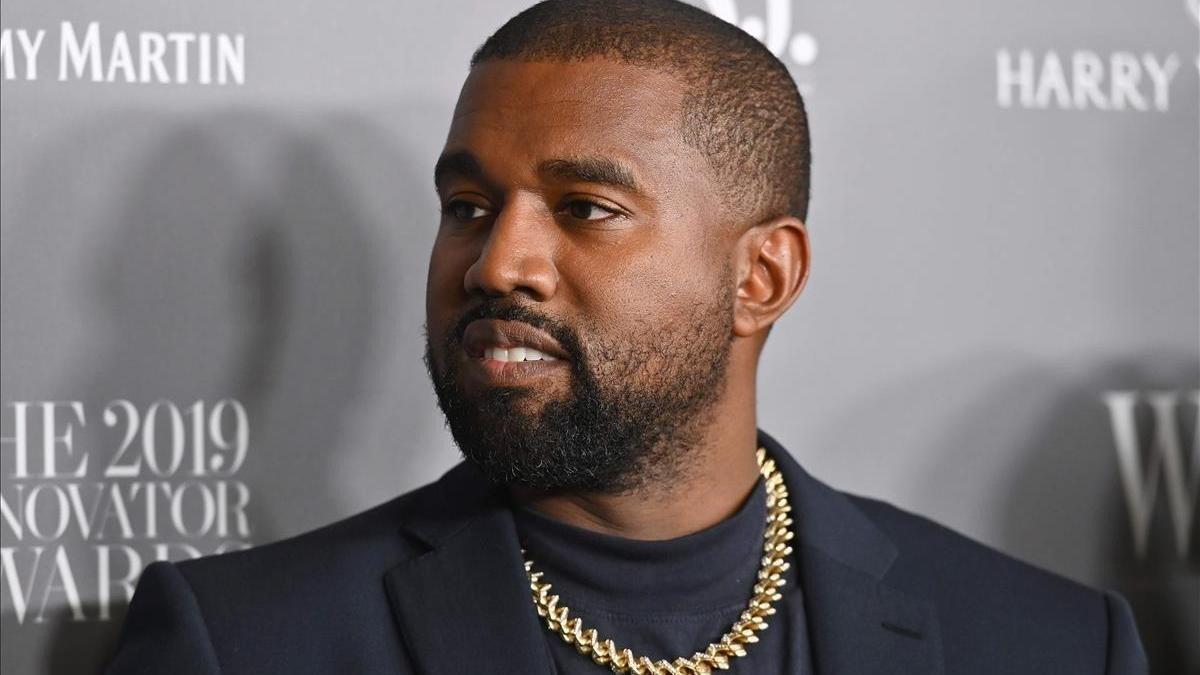 Kanye West protagoniza su primer acto como candidato presidencial