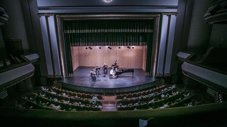 El Ayuntamiento sale al rescate de la Sociedad Filarmónica con una ayuda de 20.000 euros