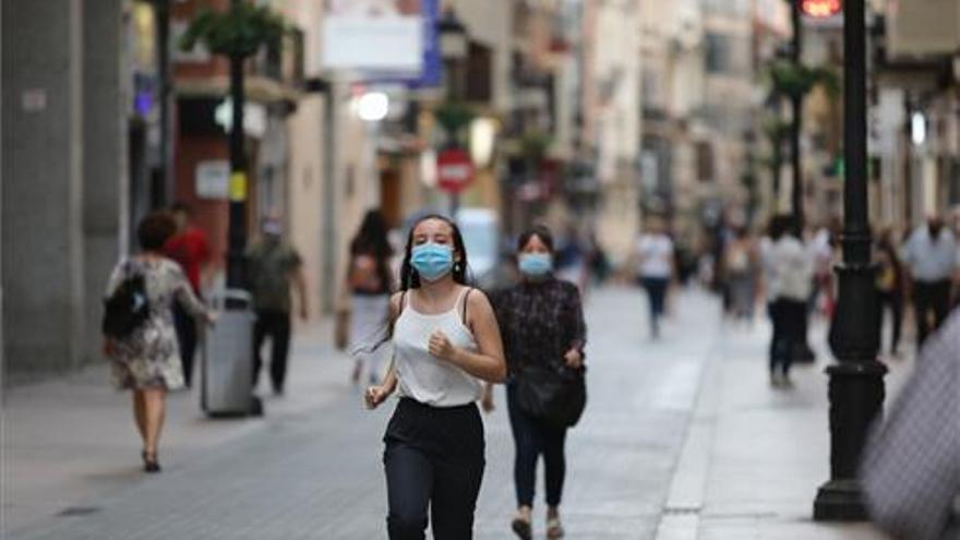 Lenta desescalada en Castellón por temor a un repunte de contagios tras Pascua