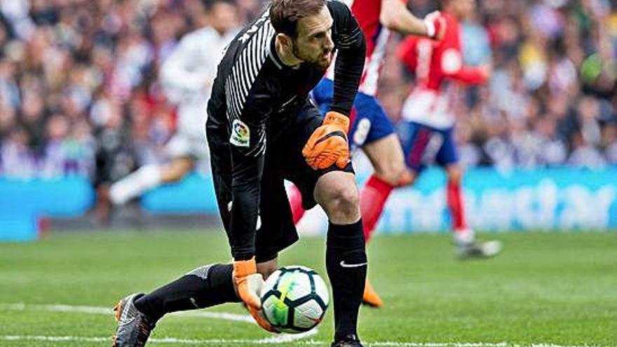 El Atlético renueva a Jan Oblak