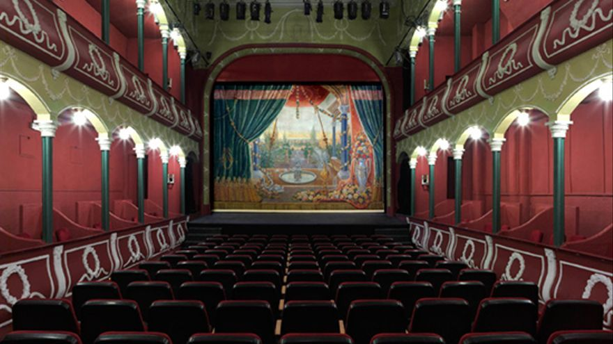 Centro Teatral Escalante