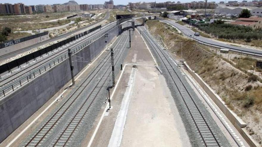 La Alta Velocidad a Cartagena se empezará a licitar a principios de 2022
