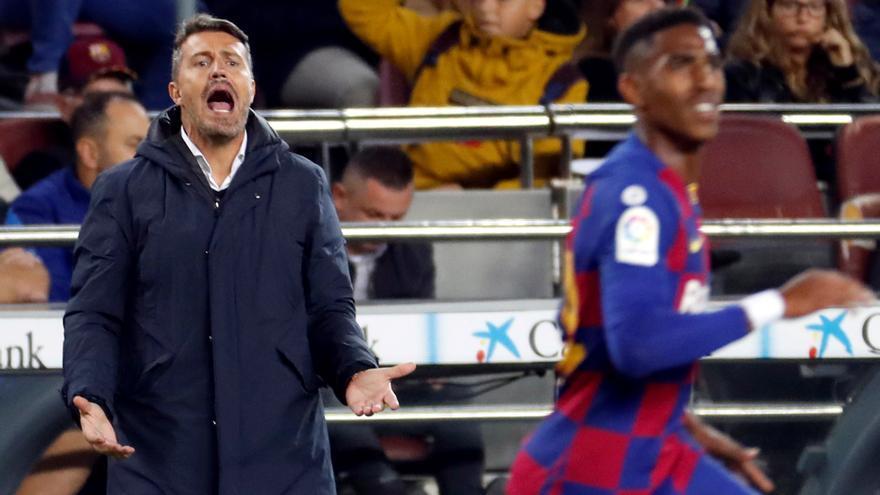 Óscar García Junyent, candidato al banquillo del Barça en un futuro