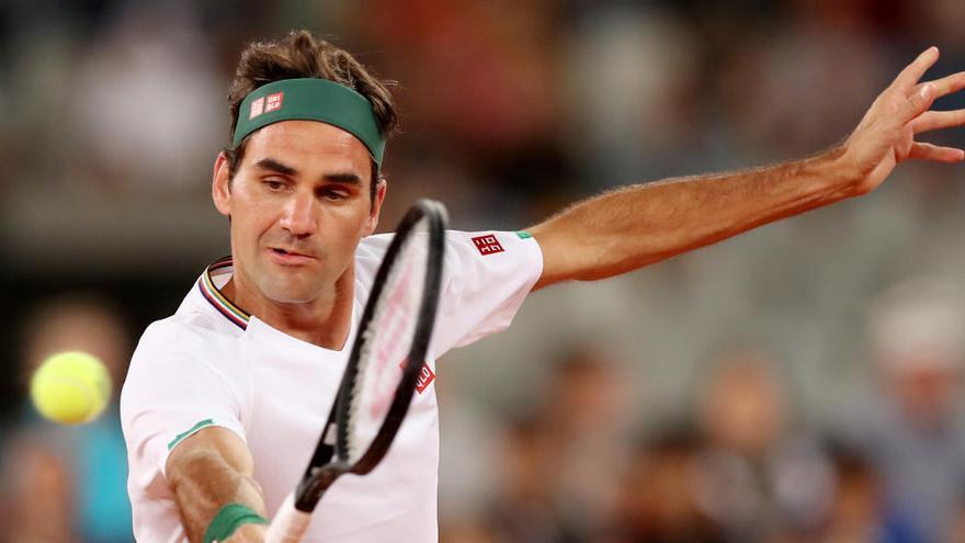 Federer, el deportista mejor pagado del mundo