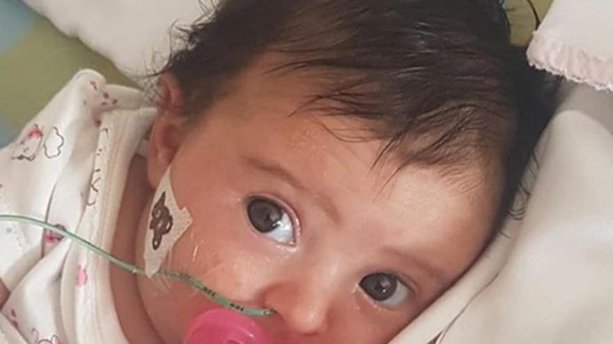 La bebé que movilizó Portugal para pagar un medicamento de dos millones recibe el alta