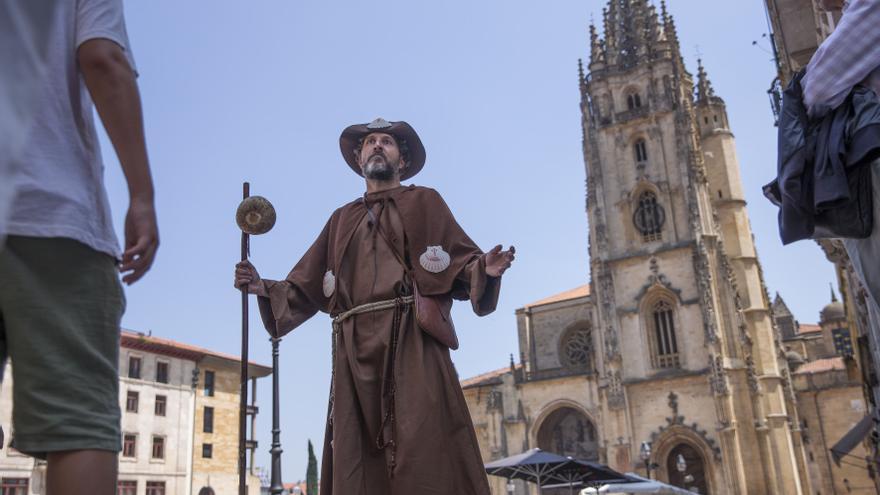 Once excursiones en torno a la historia del Camino de Santiago