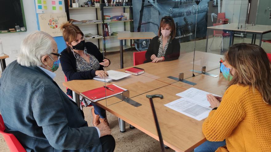 El Plan Sociocultural Sant Agustí 2020 vela por la inclusión de 1.300 vecinos de Castelló