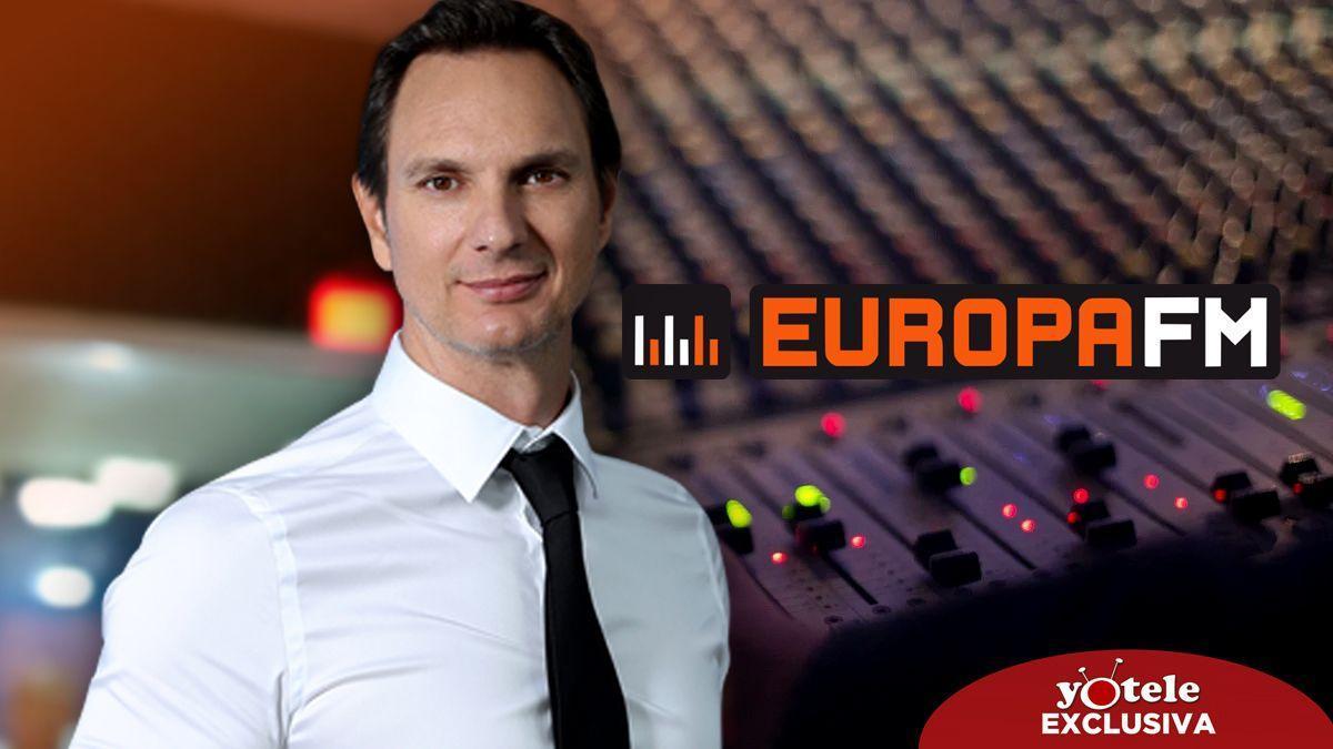 Javier Cárdenas, acomiadat d'Europa FM
