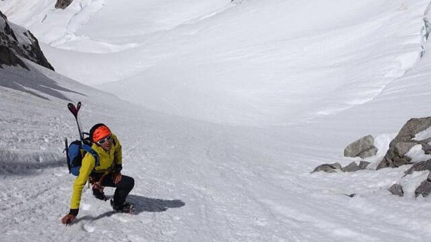 Kilian Jornet corona el Everest de una tirada sin oxígeno ni cuerdas fijas