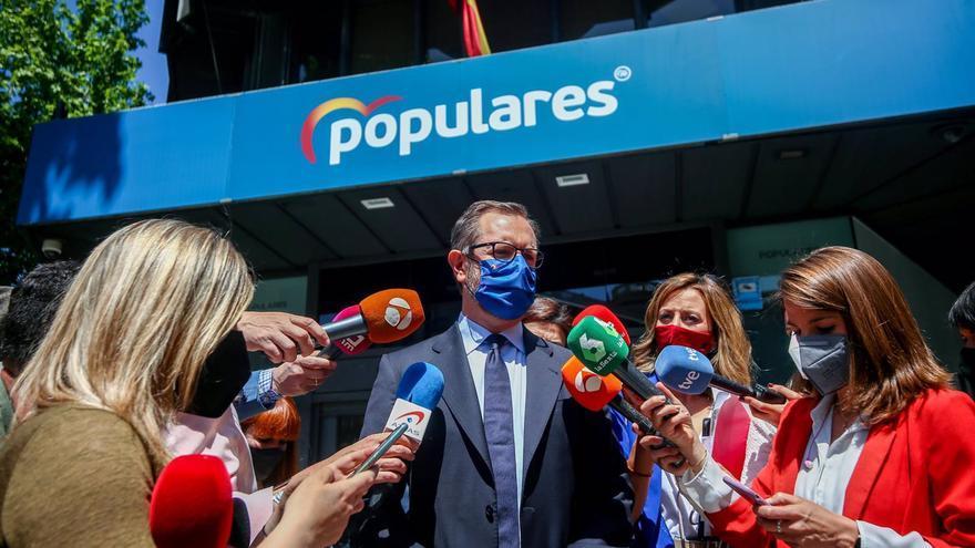 """El PP carga contra Sánchez por los indultos: """"Solo piensa en el rescate de los independentistas y se olvida del de los españoles"""""""