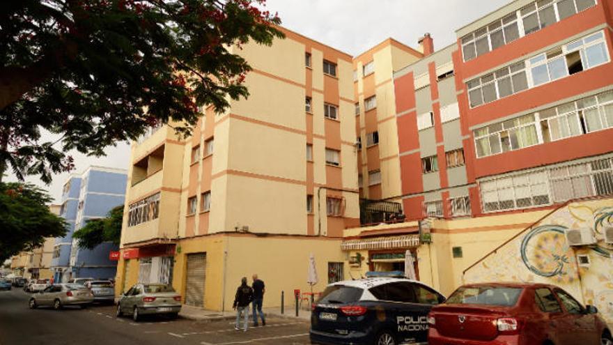 Los investigadores barajan el intento de homicidio en una explosión en Tenerife