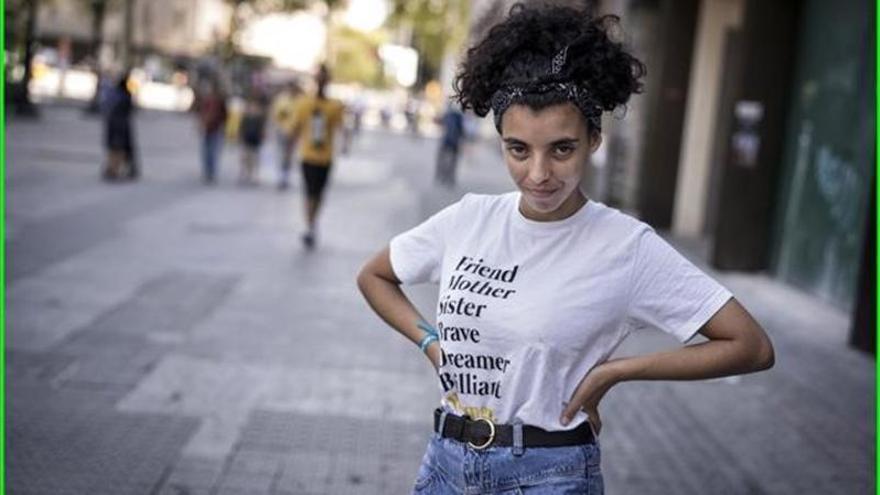 Hanan Midan: la 'tiktoker' que trolea el racismo